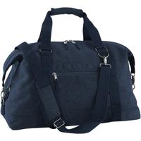 Tasker Rejsetasker Bagbase BG650 Vintage Oxford Navy