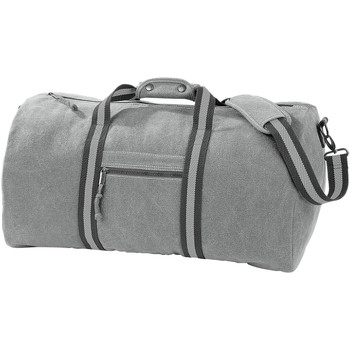 Tasker Rejsetasker Quadra QD613 Vintage Light Grey