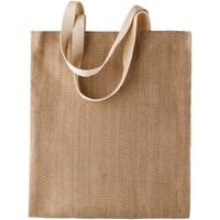 Tasker Dame Shopping Kimood  Natural/Cappucino