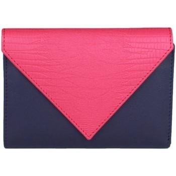 Tasker Dame Tegnebøger Eastern Counties Leather  Purple/Pink