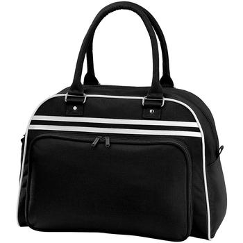 Tasker Sportstasker Bagbase BG75 Black/White