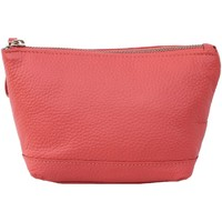 Tasker Dame Toilettasker Eastern Counties Leather  Coral