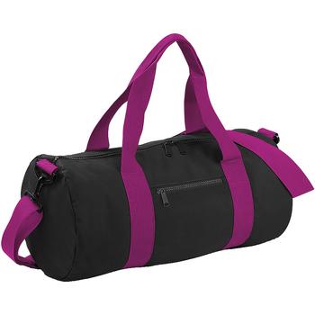 Tasker Rejsetasker Bagbase BG140 Black/Fuchia