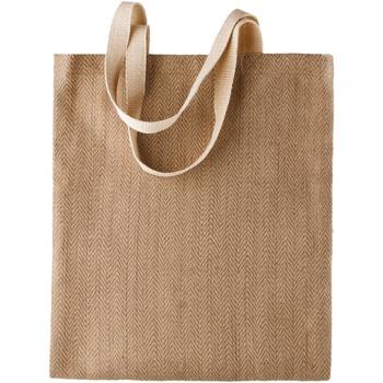 Tasker Dame Shopping Kimood KI009 Natural/Cappucino