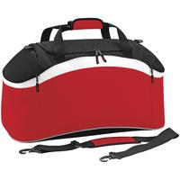 Tasker Sportstasker Bagbase BG572 Classic Red/ Black/ White