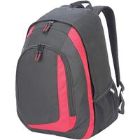 Tasker Rygsække  Shugon SH7241 Black/Red