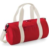 Tasker Sportstasker Bagbase B140S Classic Red/Off White
