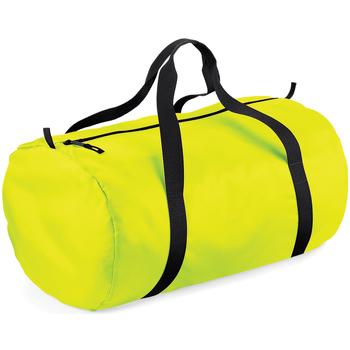 Tasker Rejsetasker Bagbase BG150 Fluorescent Yellow/ Black