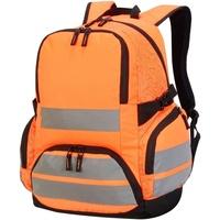 Tasker Rygsække  Shugon SH7702 Hi Vis Orange
