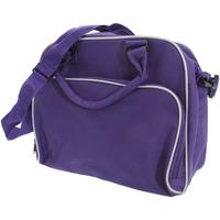 Tasker Børn Skoletasker Bagbase BG145 Purple/Light Grey