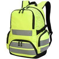 Tasker Rygsække  Shugon SH7702 Hi-Vis Yellow