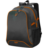 Tasker Rygsække  Shugon SH7677 Black/Orange