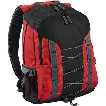 Tasker Rygsække  Shugon SH7690 Red/Black
