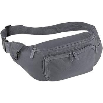 Tasker Bæltetasker Quadra QD12 Graphite Grey