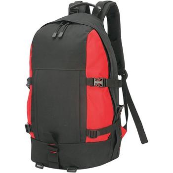 Tasker Rygsække  Shugon SH1788 Black/Red