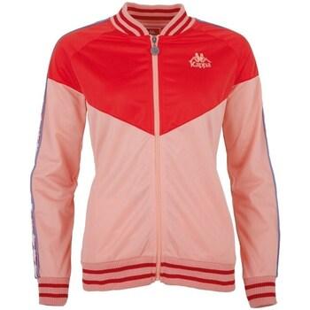 textil Dame Sportsjakker Kappa Clive Jacket Rød,Pink