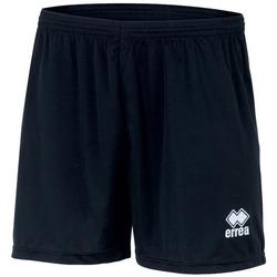 textil Herre Shorts Errea Short  New Skin noir