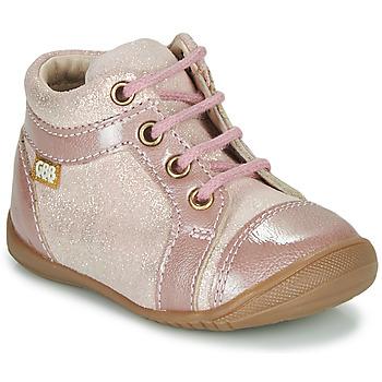 Sko Pige Støvler GBB OMANE Pink