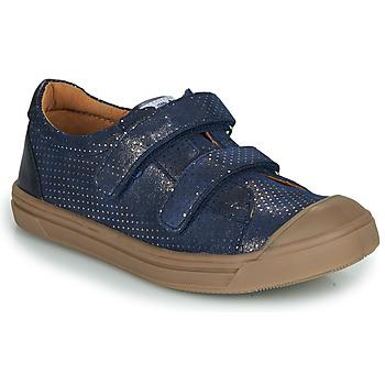 Sko Pige Lave sneakers GBB NOELLA Blå