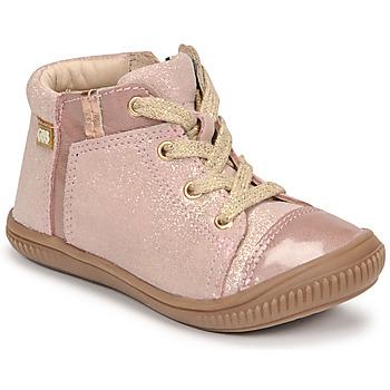 Sko Pige Høje sneakers GBB OUNA Pink