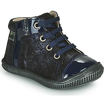 Sko Pige Høje sneakers GBB OUNA Blå