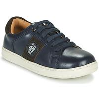Sko Dreng Lave sneakers GBB MIRZO Blå