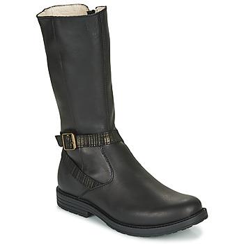 Sko Pige Chikke støvler GBB OKINDI Sort