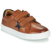 Sko Dreng Lave sneakers GBB DANAY Brun