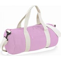 Tasker Rejsetasker Bagbase BG140 CLassic Pink/White