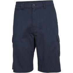 textil Herre Shorts Trespass Rawson Navy