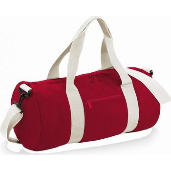 Tasker Rejsetasker Bagbase BG140 Classic Red/Off White