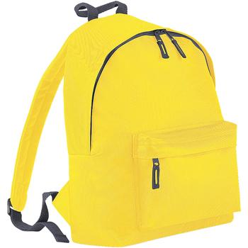 Tasker Rygsække  Bagbase BG125 Yellow/Graphite Grey
