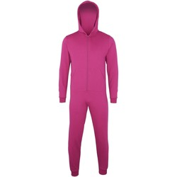 textil Børn Pyjamas / Natskjorte Colortone CC01J Hot Pink