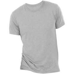 textil Herre T-shirts m. korte ærmer Bella + Canvas CA3413 Athletic Grey Triblend