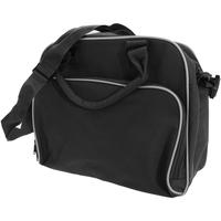 Tasker Børn Skoletasker Bagbase BG145 Black/White