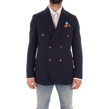textil Herre Jakker / Blazere Mulish ASTONMARTIN-GKS907 Blu
