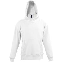 textil Børn Sweatshirts Sols SLAM KIDS SPORT Blanco