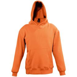 textil Børn Sweatshirts Sols SLAM KIDS SPORT Naranja