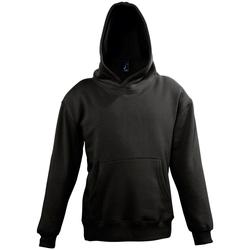 textil Børn Sweatshirts Sols SLAM KIDS SPORT Negro