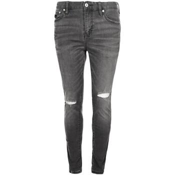 textil Herre Smalle jeans Inni Producenci  Sort