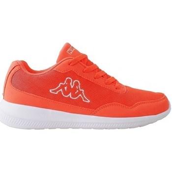 Sko Dame Lave sneakers Kappa Follow Orange