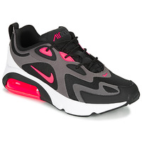 Sko Herre Lave sneakers Nike AIR MAX 200 Sort / Pink
