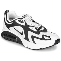 Sko Herre Lave sneakers Nike AIR MAX 200 Hvid / Sort