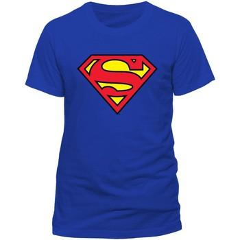 textil T-shirts m. korte ærmer Dessins Animés  Blue