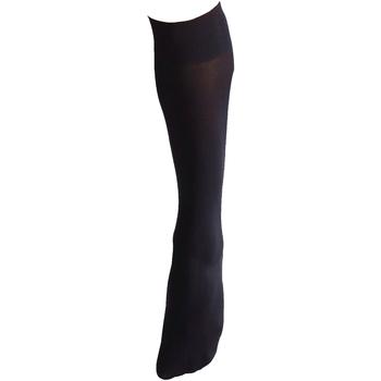 Undertøj Dame Tights / Pantyhose and Stockings Silky  Black