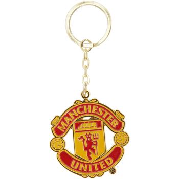 Accessories Nøgleringe Manchester United Fc  Red
