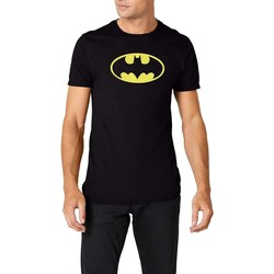 textil T-shirts m. korte ærmer Dessins Animés  Black