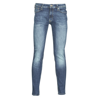 textil Herre Smalle jeans Jack & Jones JJILIAM Blå / Medium