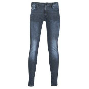 textil Herre Smalle jeans Jack & Jones JJILIAM Blå / Mørk