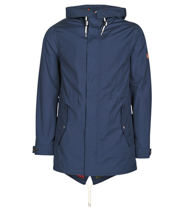 textil Herre Parkaer Jack & Jones JORJOURNEY Marineblå